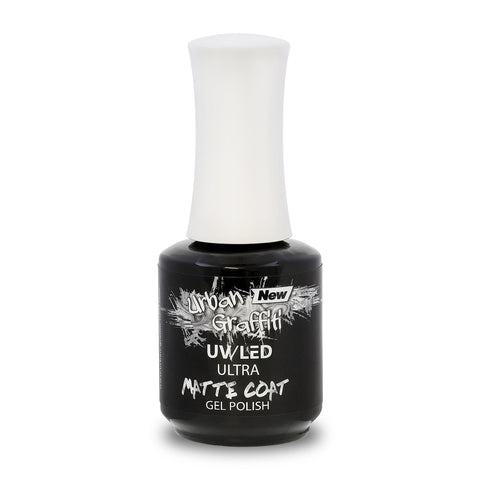 Urban Graffiti Ultra Matte Coat 15ml