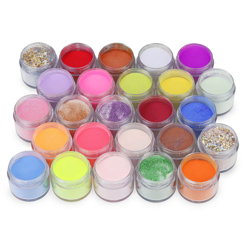 Ultimate Acrylic Powder Collection - 60 pots
