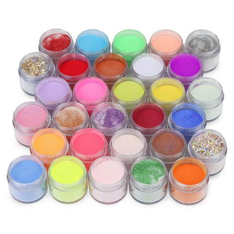 Ultimate Acrylic Powder Collection - 100 pots