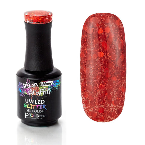 Rockstar Red - UGGP-XS010 15ml | Naio Nails