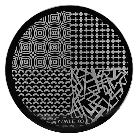 Stamping Plate - YZWLE-03