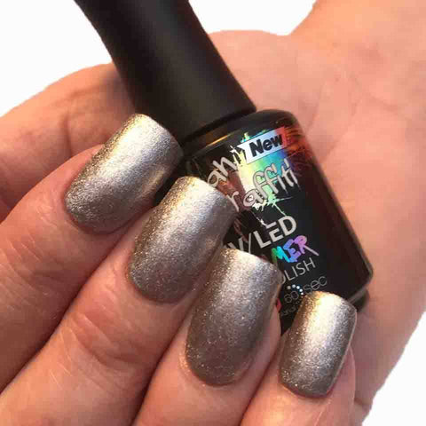 Tarnished Silver 15ml - UGGP-P023 | Naio Nails