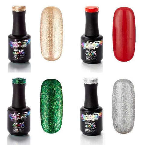 Classic Christmas Gel Polish Collection