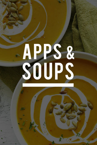 1. Apps and Soups