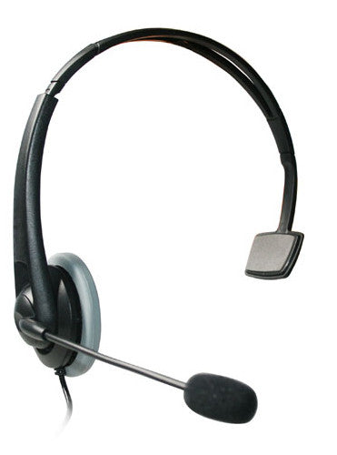 Headset with USB Adapter & Mic