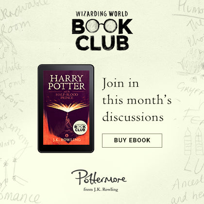 Join the Wizarding World Book Club