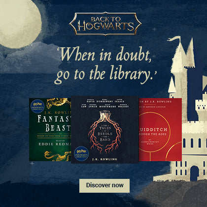 Buy the Harry Potter Complete Collection Digital Audio Book