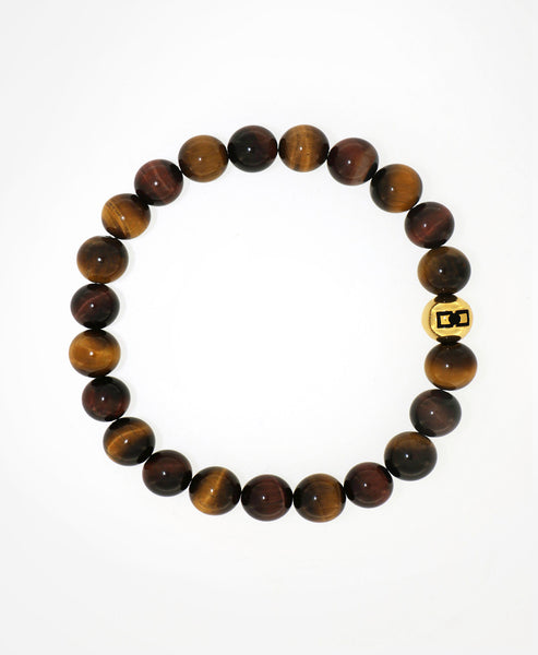 Tiger Eye beads bracelet-Rafael Giordano jewellery