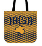 Collector Irish Blue/Gold Tote Bag1