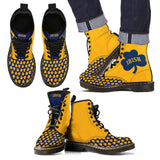 Collector Irish Blue & Gold Boots 2