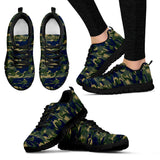 Collector Irish Camouflage Sneakers