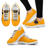 Collector Irish Gold/Blue Women Sneakers
