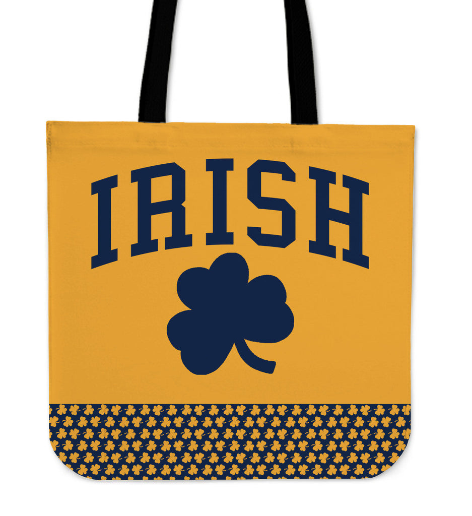 Collector Irish Blue/Gold Tote Bag3
