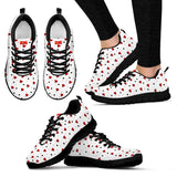 Pop Worx Love Bug 1 (Black Sole) Sneakers