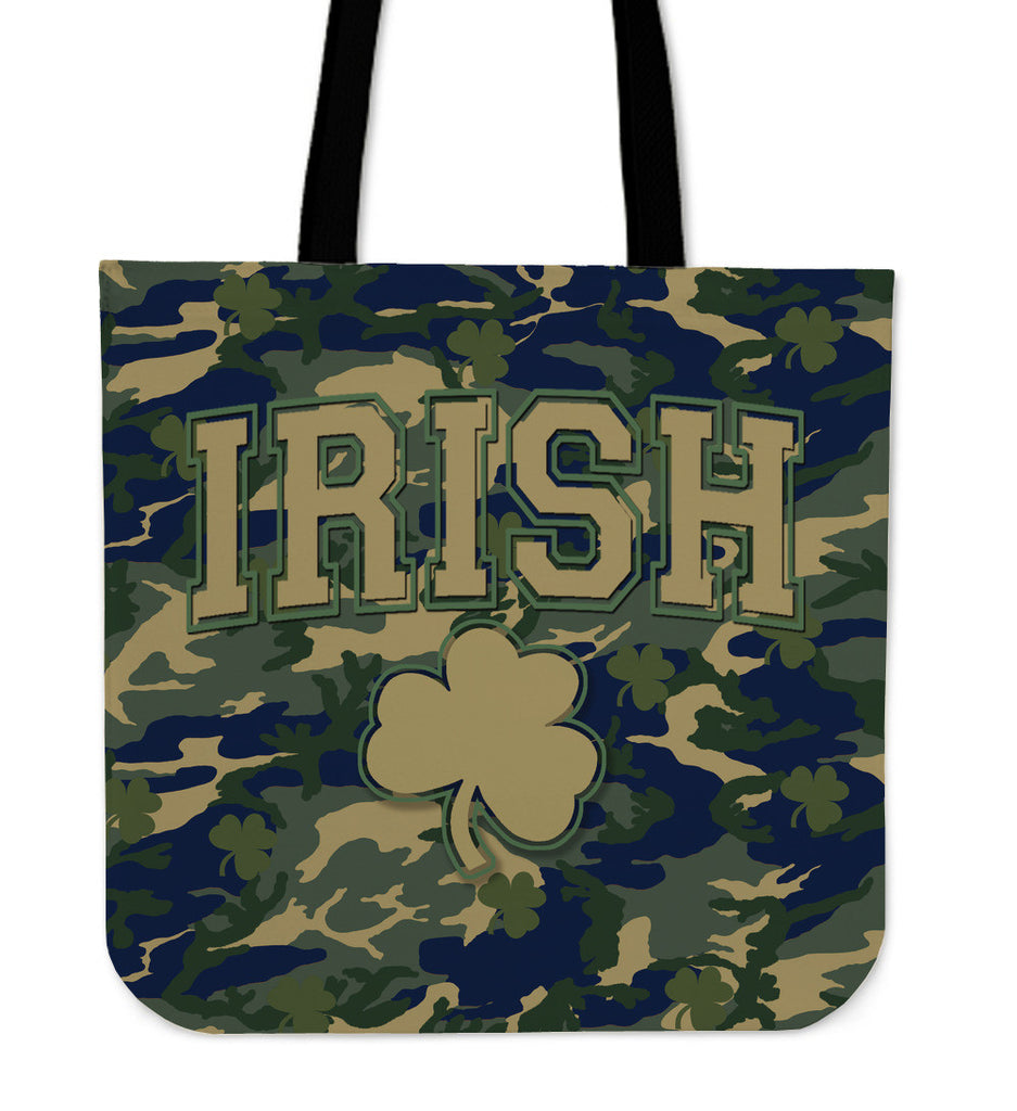 Collector Irish Camouflage Tote
