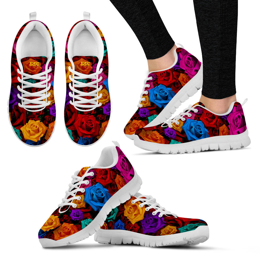 Pop Worx Rosey Running Shoes