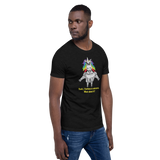 Tough Unicorn Adult Short Sleeve Unisex T-Shirt