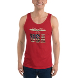 Made in the USA Unisex Tank Top