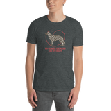German Shepherd Short Sleeve Unisex T-Shirt