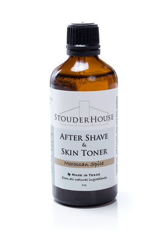 After Shave & Skin Toner - Moroccan Spice