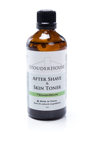 After Shave & Skin Toner - Tannenbaum