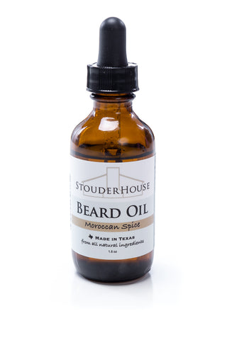 Beard Oil - Moroccan Spice