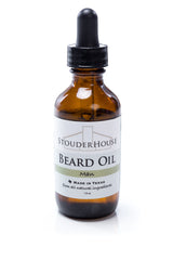 Beard Oil - Man