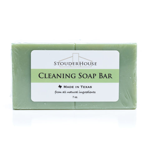 Cleaning Soap Bar