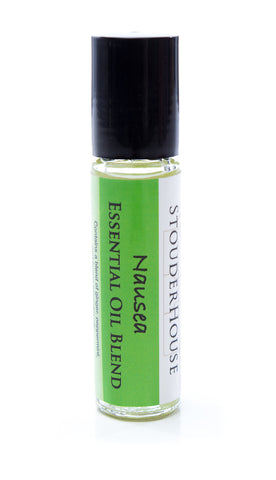 Essential Oil Blend - Nausea
