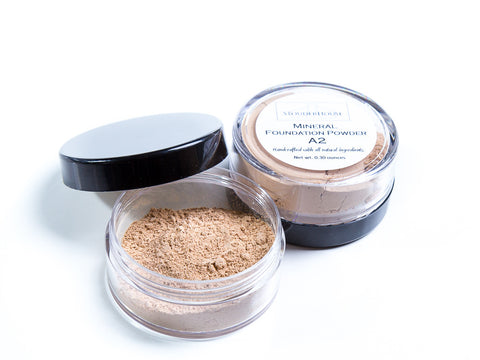 Mineral Foundation Powder A2