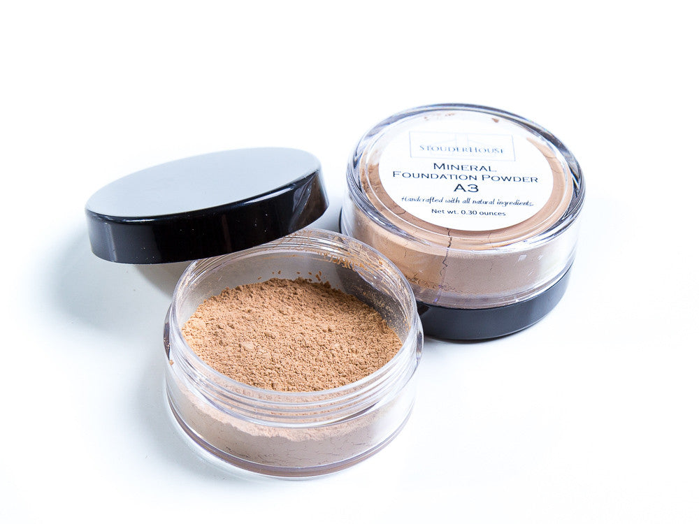 Mineral Foundation Powder A3