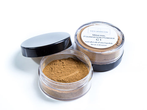 Mineral Foundation Powder C1