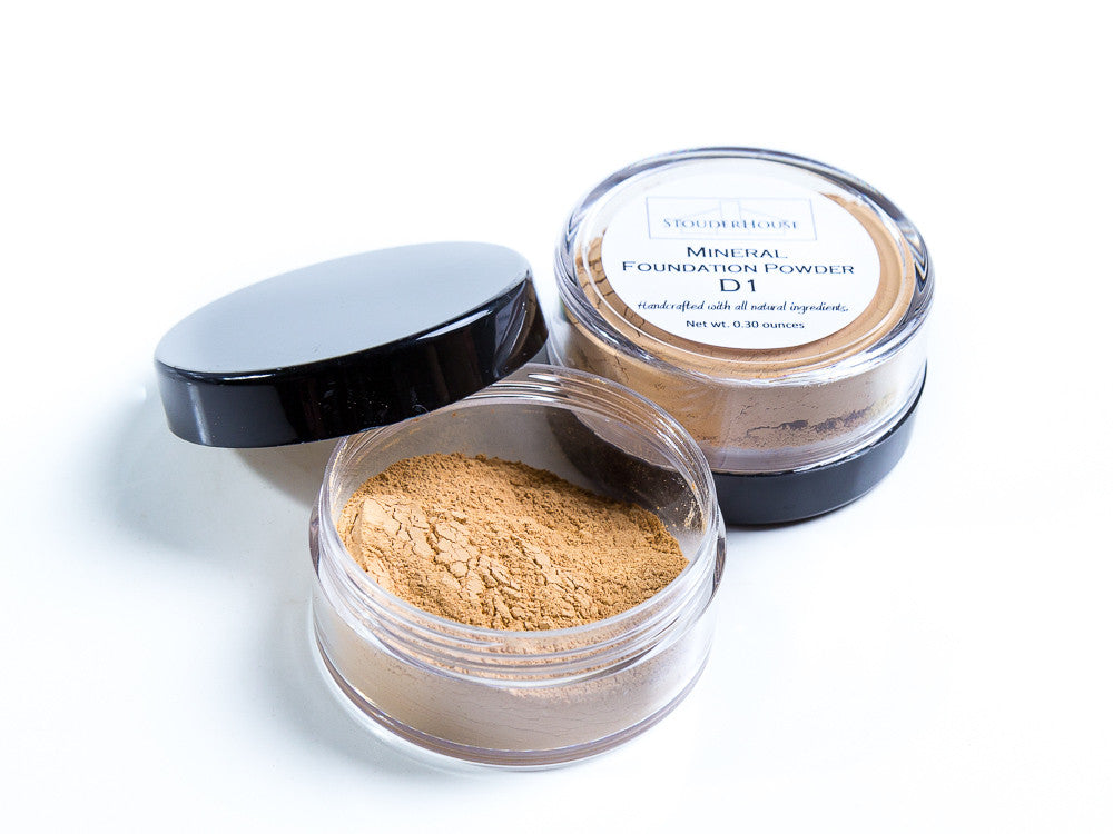 Mineral Foundation Powder D1