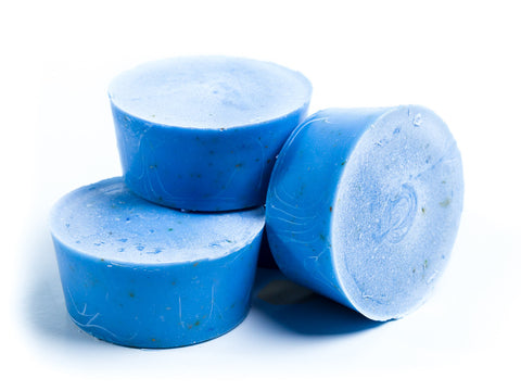 Blue Shampoo Bar