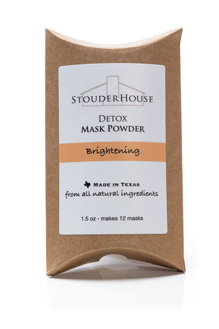 Brightening Mask Powder