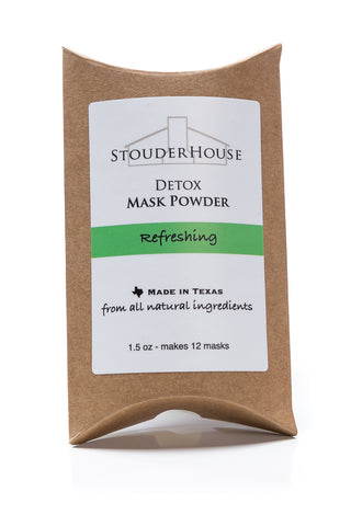 Refreshing Mask Powder