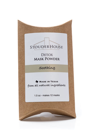 Soothing Mask Powder