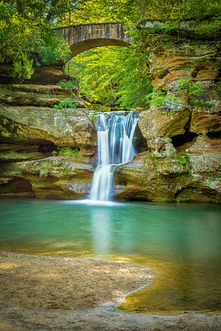 Hocking Hills Upper Falls 3