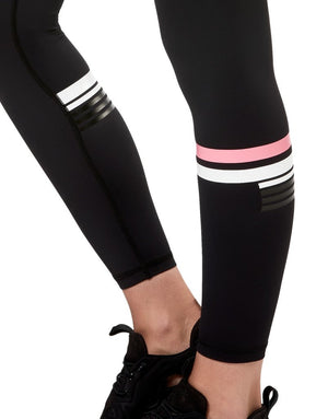 Lilybod Loulou - pink phantom Tights - myactivestyle.no