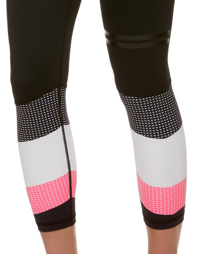 Lilybod SKYLER - sunkist fury Tights - myactivestyle.no