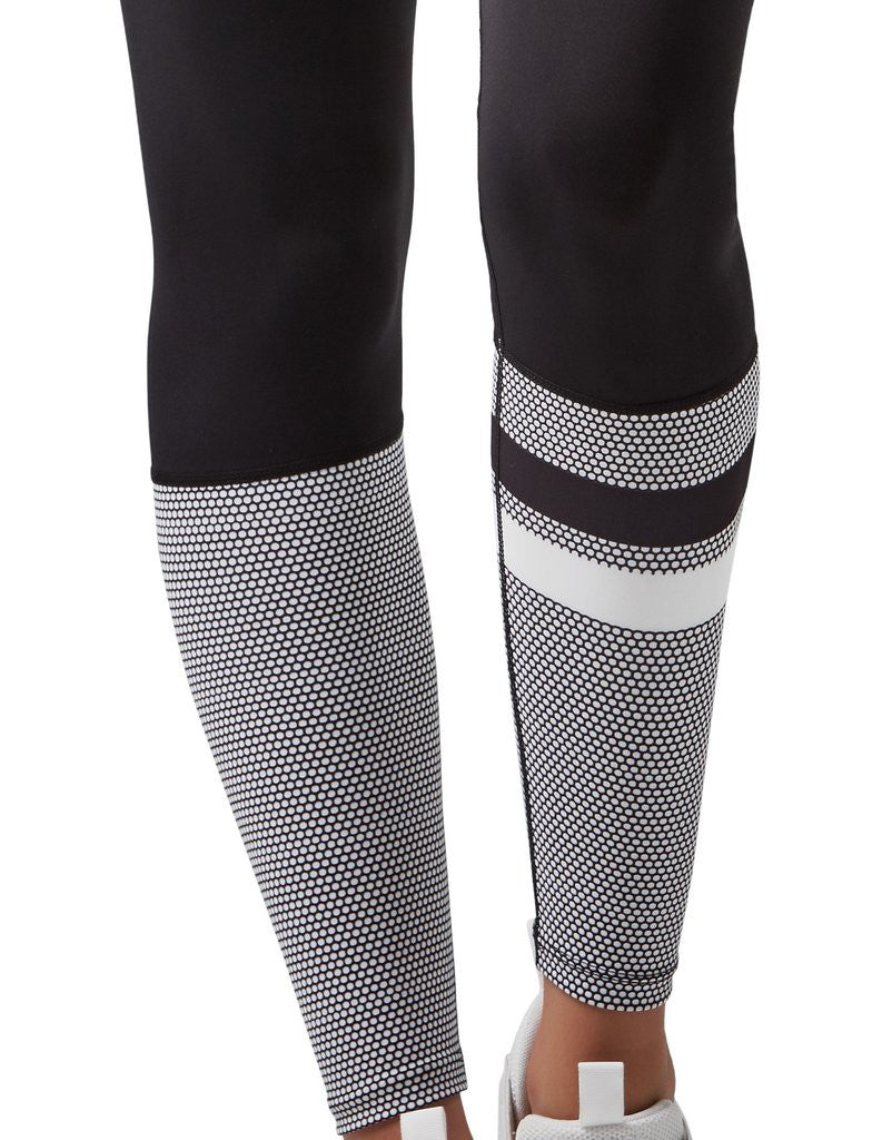 lilybod ZOE - Runway black Tights - myactivestyle.no