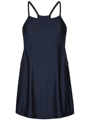 LNDR Zone Navy Topper - myactivestyle.no