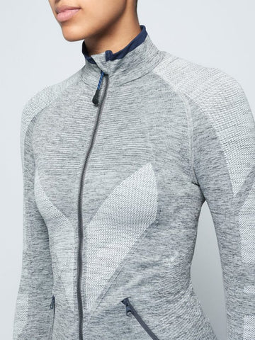 LNDR Summit Grey marle Topper - myactivestyle.no