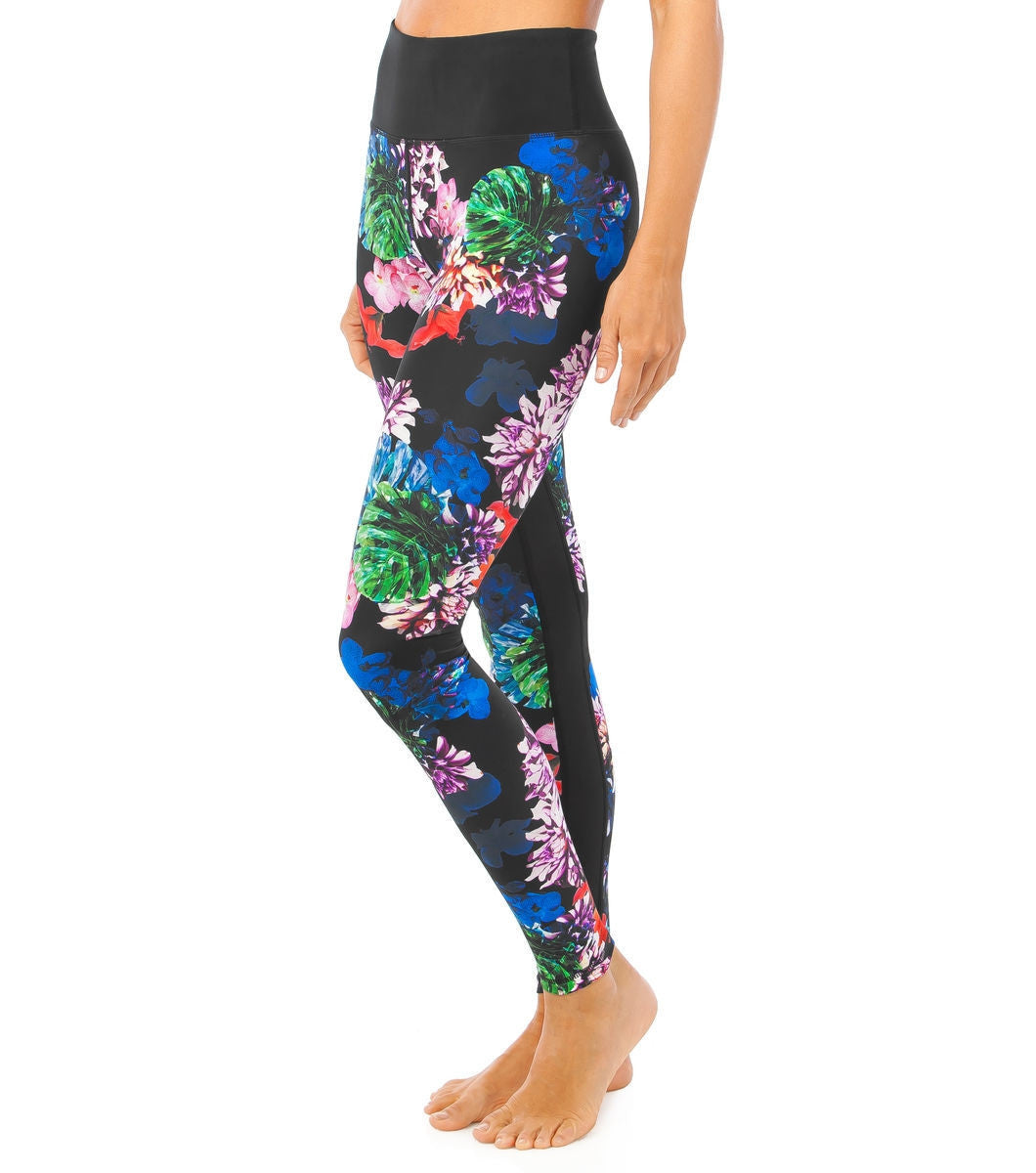 L'urv Flower bomb Tights - myactivestyle.no
