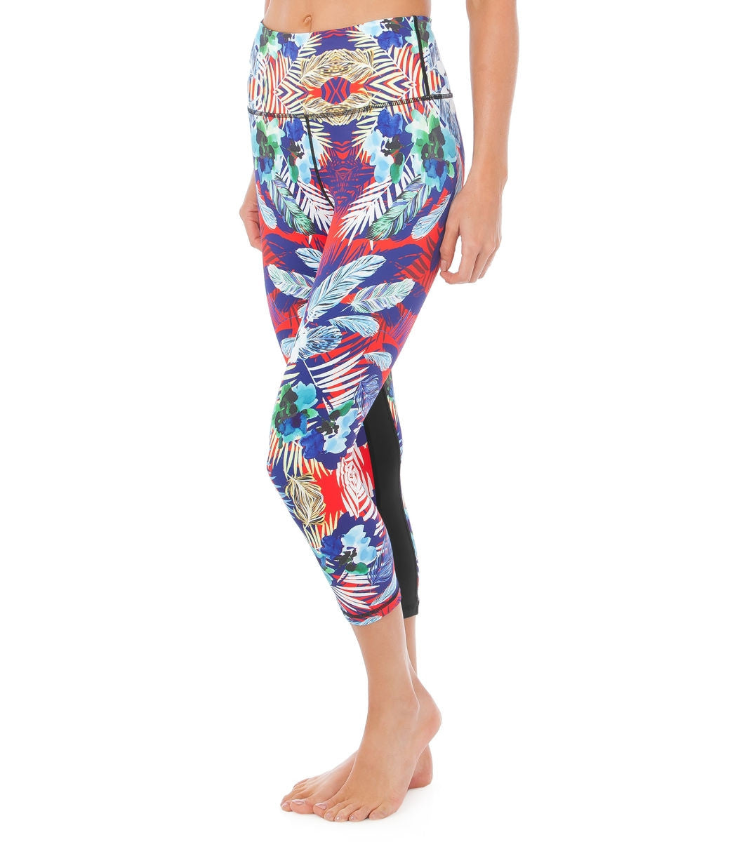 L'urv Tropic thunder 3/4 Tights - myactivestyle.no