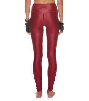 L'urv men are from mars rød Tights - myactivestyle.no