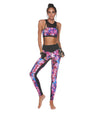 L'urv Colourful world Tights - myactivestyle.no
