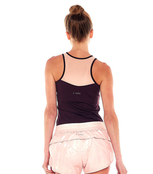 L'urv break of day plum Topper - myactivestyle.no