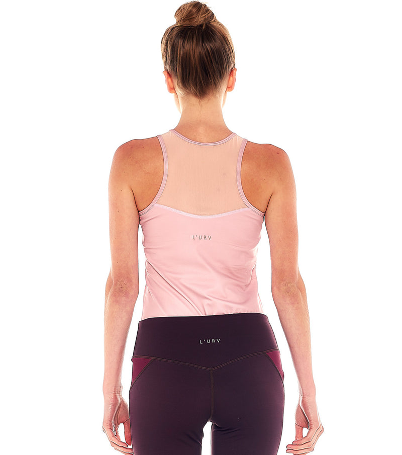 L'urv break of day rosa Topper - myactivestyle.no
