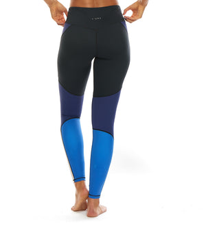 L'urv I am a dreamer blå Tights - myactivestyle.no